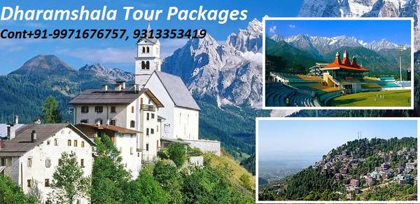Book Your Dharamshala Travel Package with Bhandari Travelz
