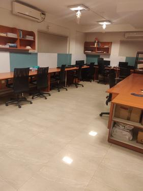 2200 sft fully furnished office space for rent in rt nagar