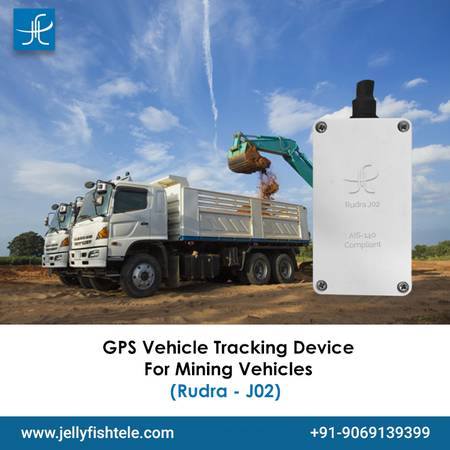 GPS Vehicle Tracking Device For Mining Vehicles