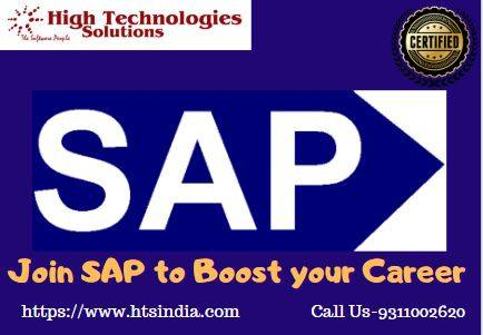 Sap Training Course in Delhi
