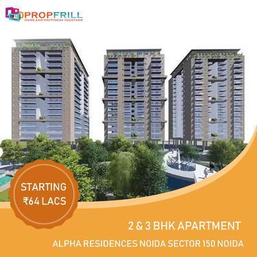 Alpha Residences Luxurious Property in Noida