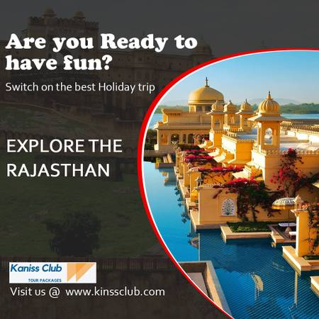 Book a amazing trip to Rajasthan