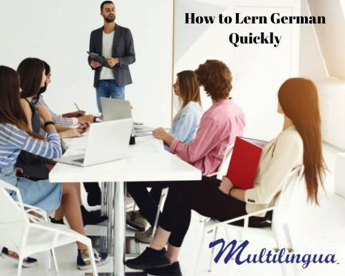 How to Learn German Quickly