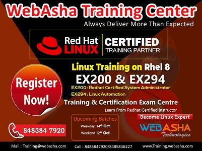 Linux Automation training center in pune