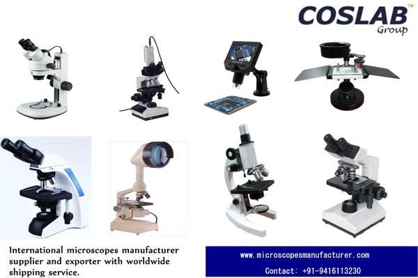 Penta Head Microscopes Manufacturers India