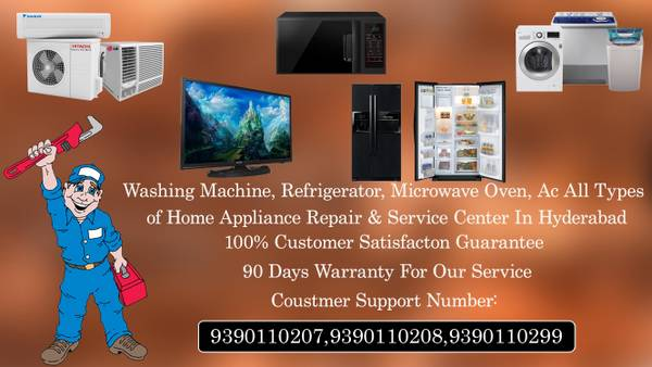Samsung best refrigerator service center in bachupally