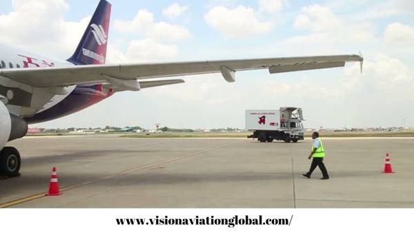 Best airport ground handling services