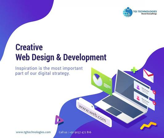 One of the best Website design company in Kochi