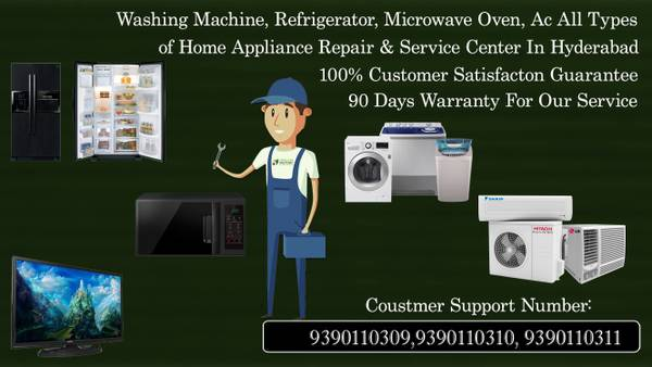 Samsung Washing Machine Service Center In Kondapur