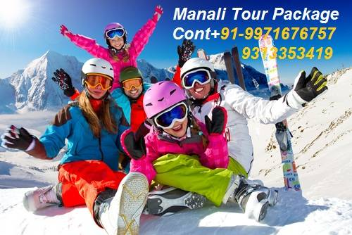 Visit Manali Tour Package with Bhandari Travelz Pvt. Ltd