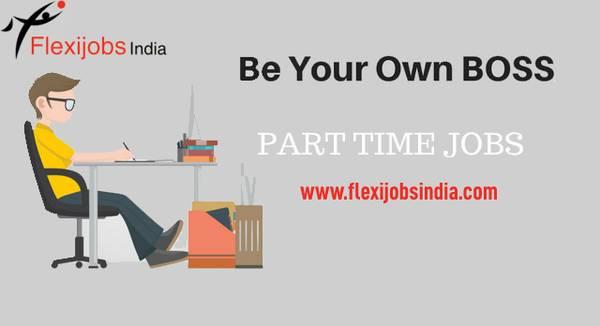 Part Time Jobs In Delhi