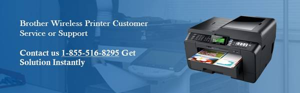Brother Wireless Printer Customer Support Or Service Number