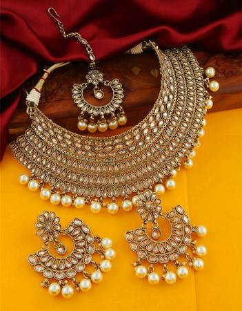 Creative Collection of Indian Jewellery for Women