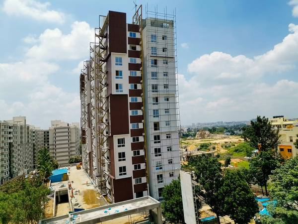 2 BHK and 3 BHK Apartments for sale Thanisandra