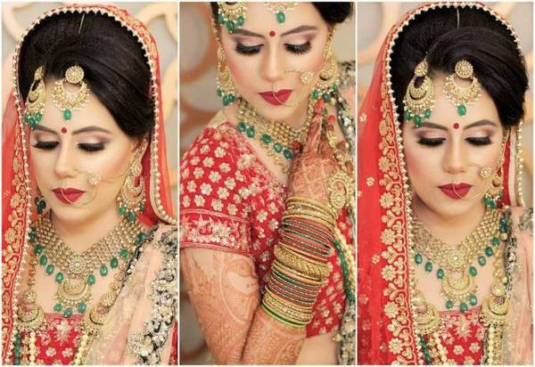 Choose Perfect Bridal Makeup in Lucknow