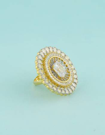 Get Flat 10% Discount on Shopping of American diamond ring