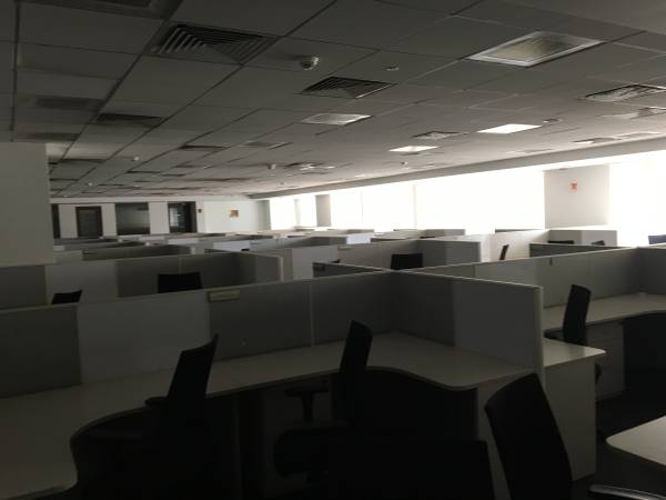 70 seater call center/ bpo office space on rent in b'lore