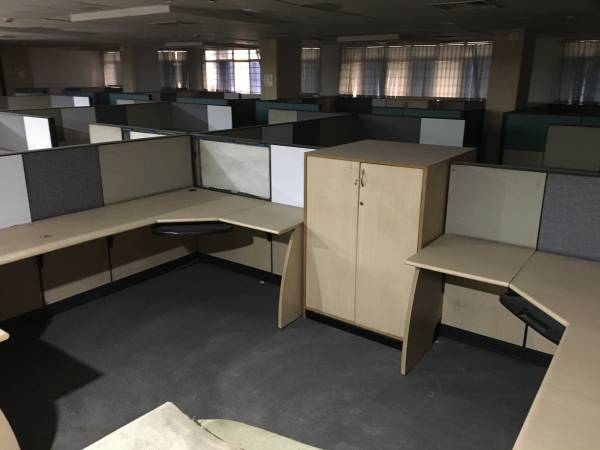 office in bangalore for rent in mg road of  sqft with..