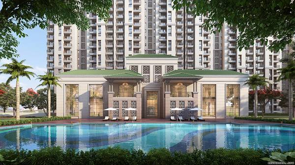 ATS Happy Trails an Exclusive Residency in Noida @