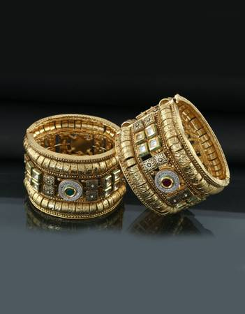 An Exclusive Collection of Bangles Set for Women from