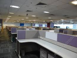 SQ.FT furnished office space for rent at st marks road