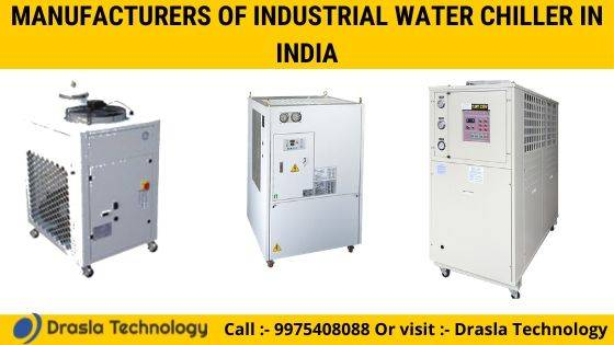 Wholesale Manufacturers of industrial water chiller in India