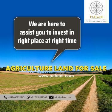 Agricultural land for sale in vikarabad