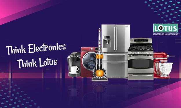 Best Electronics Shopping Store in India Lotus Electronics