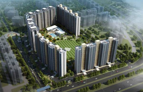 Eldeco Live Greens 2 and 3 bhk flat At Noida