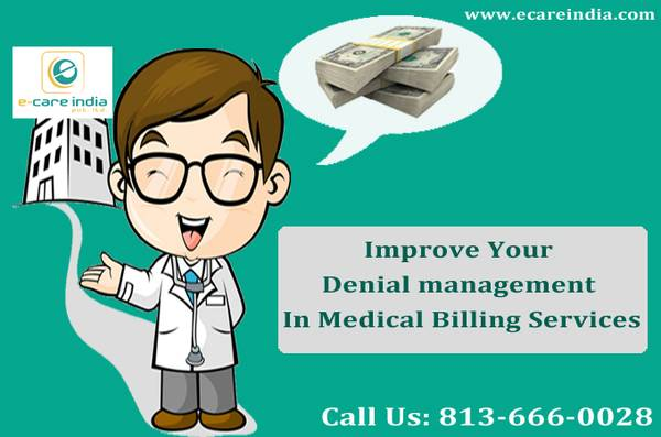 Improve your Denial management in medical billing services