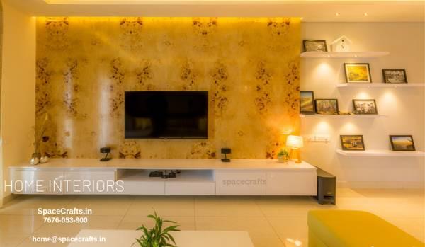 Interior design company in Bangalore - SpaceCrafts