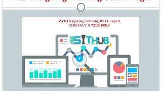 Top Web Designing Training in Uttam Nagar