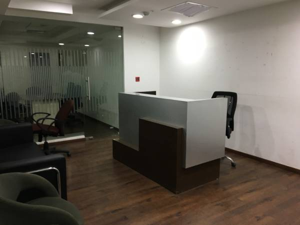 white field on rent available office space of  sqft