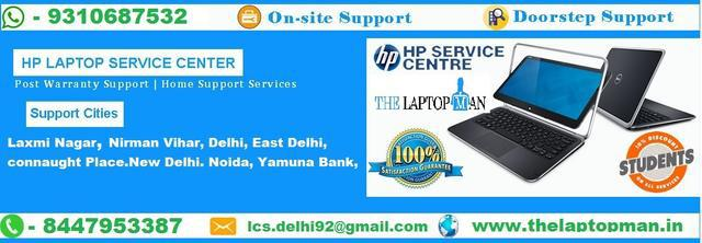 Best HP laptop service center in delhi