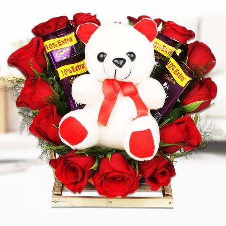 Get Online Flower Delivery in Mumbai at your Doorstep