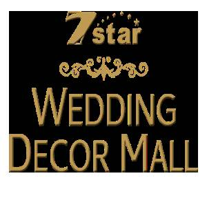 Get best fabric for wedding decor at affordable prices