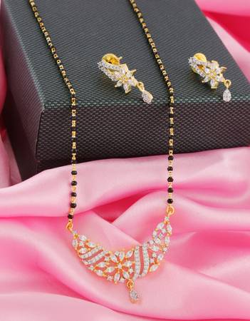 New Collection of Mangalsutra Designs for Women at Best