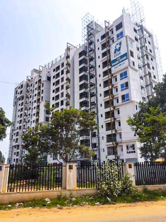3 BHK Flats For Sale In Thanisandra Main