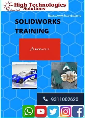 Best solidworks training institute in delhi