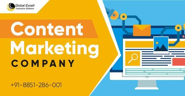 Content Marketing Company in Delhi India