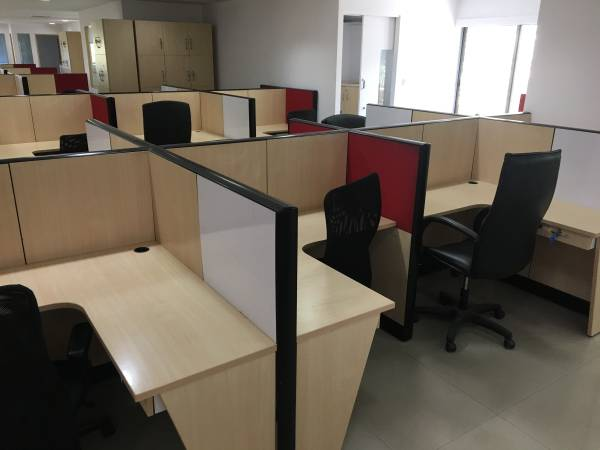 corporate office space available in kormangala of  sqft