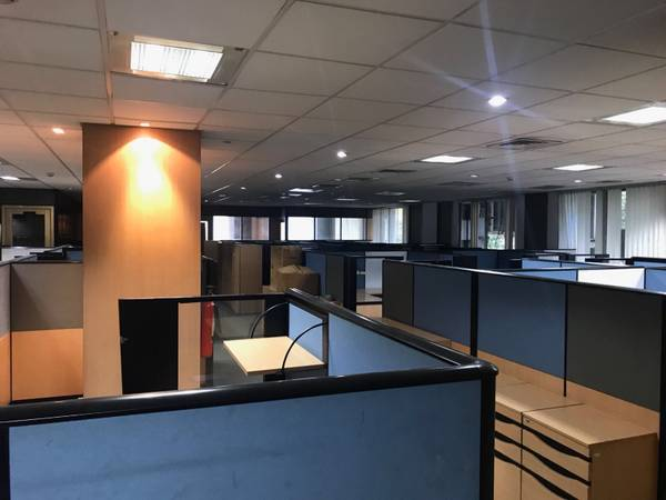 infantry road bangalore corporate office space available