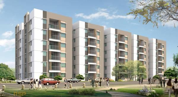 2 and 3Bhks Apartments for Sale in Gajularamaram-Kukatpally