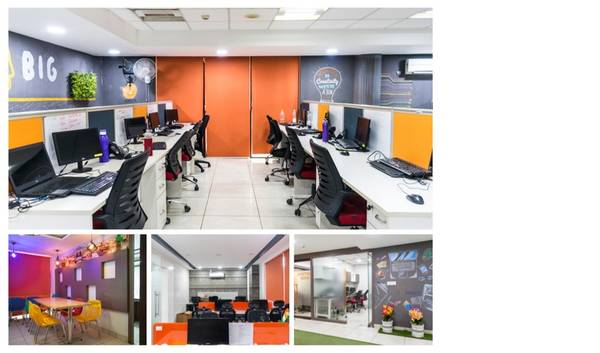 Coworking office space Noida