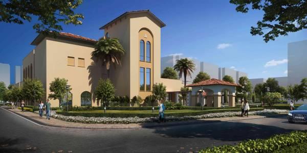 3 BHK luxury apartments in EMAAR Palm Heights