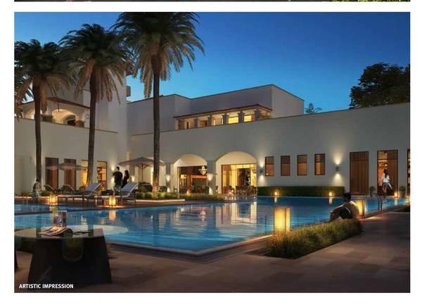 Emaar Palm Heights – Luxury 3BHK Flats in Sector 77