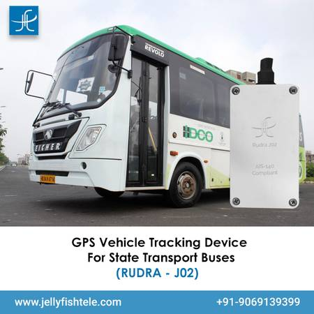 GPS Vehicle Tracking Device For State Transport Buses
