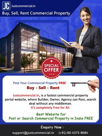 Commercial Office space for rent in Pune | justcommercial.in