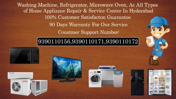 Hitachi Air Conditioner Service Center in Hyderabad