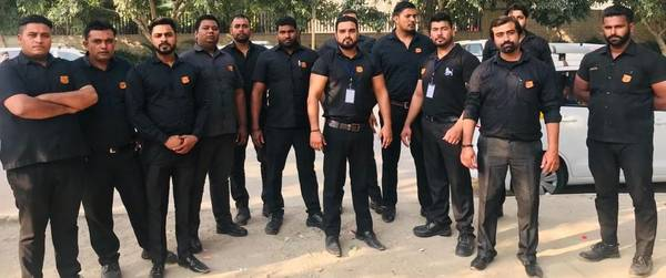 Manpower Security Officer